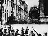 Кризис Германской государственности 1930-1932 (Фауст и Мефистофель)