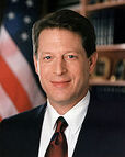 155px-Al Gore, Vice President of the United States, official portrait 1994