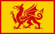 Flag Kymrië v1