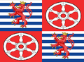 Flag of Erfurt (The Kalmar Union)