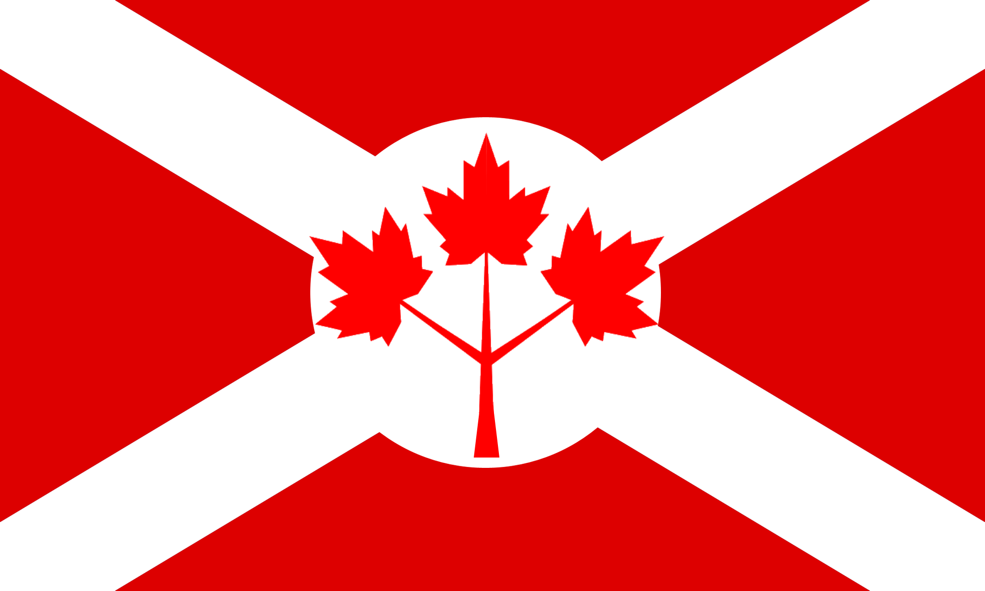 Image  Kingdom of Canada Flagpng  Alternative History  FANDOM