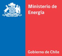 Logotipo del Ministerio de Energía de Chile
