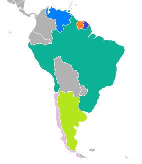Image  South America map 1920 TGWMGpng  Alternative History