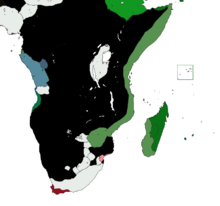 Swahili expansion 1670