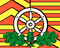 Flag of Aschaffenberg (The Kalmar Union)