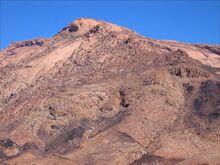 Gipfel am Brandberg