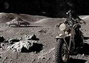 Mond Motorad Reich