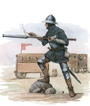 Schwarzpulverwaffe15Jhd