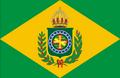 Bandera del Imperio de Brasil (1822-1870)