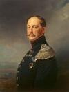 Franz Krüger - Portrait of Emperor Nicholas I - WGA12289