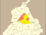 Conflicto Kapurthala-Jalandhar (El funeral de Europa)