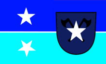 Royal Reserve Flag