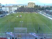 Stadio Matusa, Frosinone (2007)