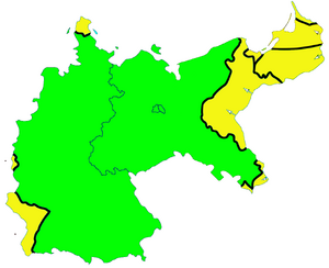 Two Larger Germanies