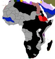 Africa 1756
