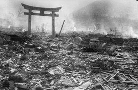 Nagasaki afterbomb