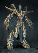 Protoss by Beloved Creature