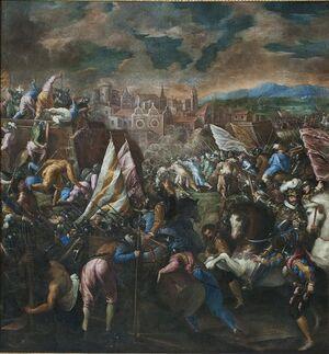 Битва при Гогенцоллерне