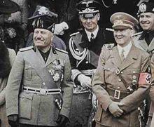 MussoliniHitler