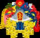 Twelve Symbols national emblem of China svg