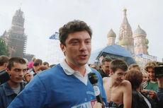 Немцов перед выборами 2000