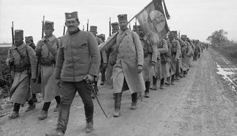 Сербы в Албании