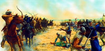 Сражение при Дамаске
