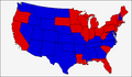 1916 United States Presidential Election Map (Similar Yet Different).png