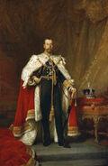 King George V 1911