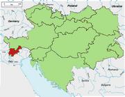 Location Trentino A-H (TNE)