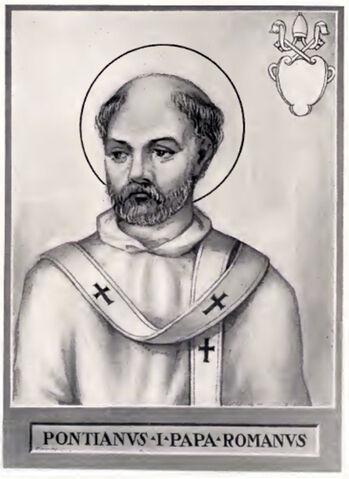 File:Pope Pontian Illustration.jpg