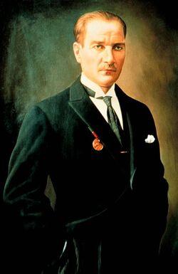 126752712 4432201 Mystafa Kemal Ataturk