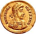Honorius Golden Coin.jpg