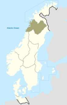 Norland Map