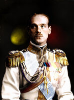 Михаил II в цвете