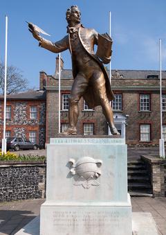 Памятник Пейну