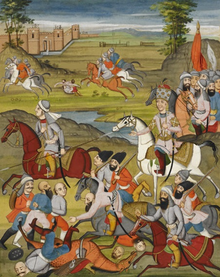 Agha Mohammad Khan VS Lotf Ali Khan