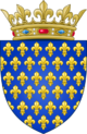 Arms of the Kingdom of France (Ancien)