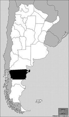 Chubut provincia