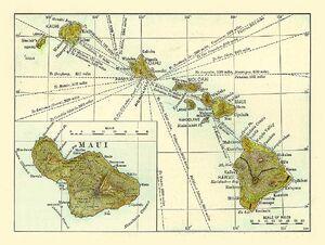 HawaiiInselkette