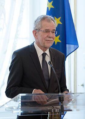 Александр Беллен в ЕС