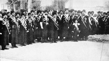 Персидская казачья бригада