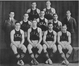 1924 UTexas basketball team
