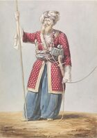 A Mamluk from Aleppo
