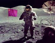 Евразийский союз на Луне