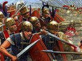 Etruscan Invasion of Umbria (Vae victis!)