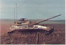 El TAM resulto ser el superior a los tanques brasileños M60