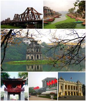Hanoi Collage
