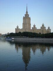 Hotel Ucrania .