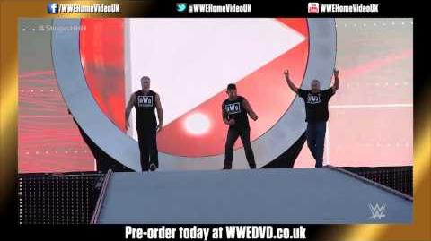 WrestleMania 31 Clip – The Monday Night War Comes To WrestleMania!